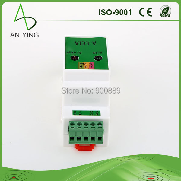 An Ying environment monitoring system small size water leak controller with water sensor cable, rs485 output, easy installation an incremental graft parsing based program development environment