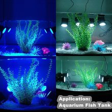 цена на Underwater Spot Light Garden Pond Light LED Aquarium Fish Tank Lamp US UK EU AU LED Spot Light 4 Pcs Lights LED  D20