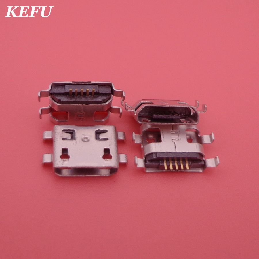 2pcs For Jiayu S3 S 3 Mini Micro Usb Charger Connector Socket Parts & Qc Usb Dock Charging Port Power Plug 5pin For Jia Yu S3 Complete Range Of Articles Mobile Phone Parts Cellphones & Telecommunications