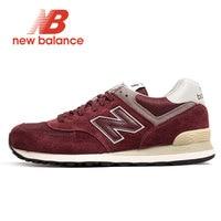 NEW BALANCE Shoe Retro Running Shoes Women NB 574 zapatos de mujer Sneakers Men light comfortable Sports Shoes ML574VB