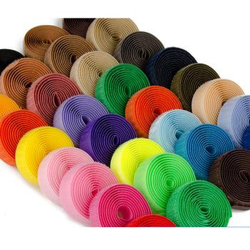 2cm 43Colors Hook and Loop Tape Self Fastener Tape Hooks Loops Sewing Patch Snap Fastener Sewing Accessories Magic Tape 50Yards