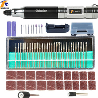 Aluminum Alloy Nail Polished Pen Rechargeable Carving And Polishing Machine Electric Engraving Pen Hand Drill Polishing