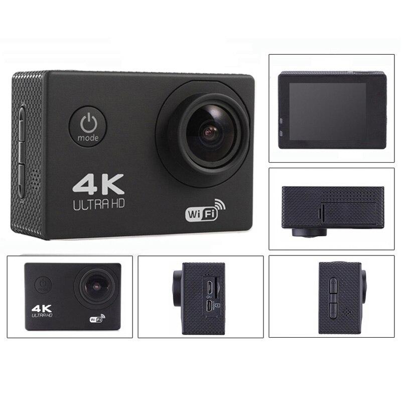 10 pcs F60 4K action cameras DHL shipping