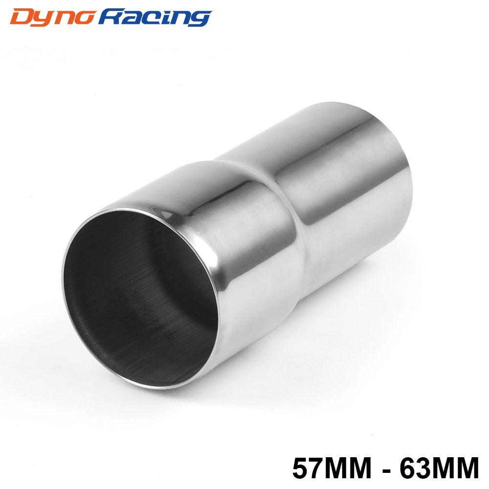 """2.75/"""" 70mm To 2.25/"""" 57mm Turbo//Exhaust//Intercooler Reducer Pipe Stainless Steel"""