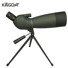 20-60x60/ 25-75x70 Zoom Spotting Scope Professional HD Waterproof Wide-angle Monocular Angled Scopes Outdoor Bird-watching Tools стоимость