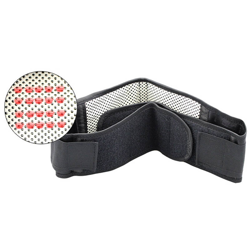 Soft Magnetic Therapy Waist Spontaneous Heating Brace Support Protection Belt RJ99