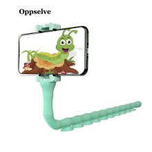 Universal 360 Rotating Flexible Suction Mobile Phone Holder Desktop Lazy Bracket Stand For iPhone X 8 Samsung S8 S9 Tablet