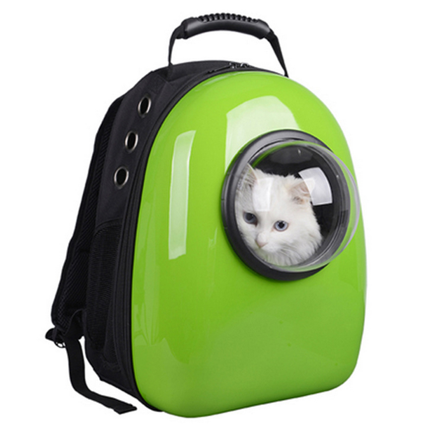 d8952ff1b8 Space Cabin Pet Carrier Breathable pet Cat Carrier backpack pet dog Outdoor  portable Package bag cat bags Pet Travel Dog Carrier-in Carriers    Strollers ...