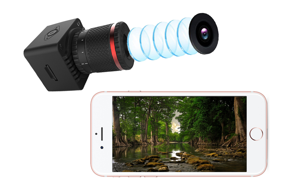 Nano world s smallest astronomy camera indiegogo