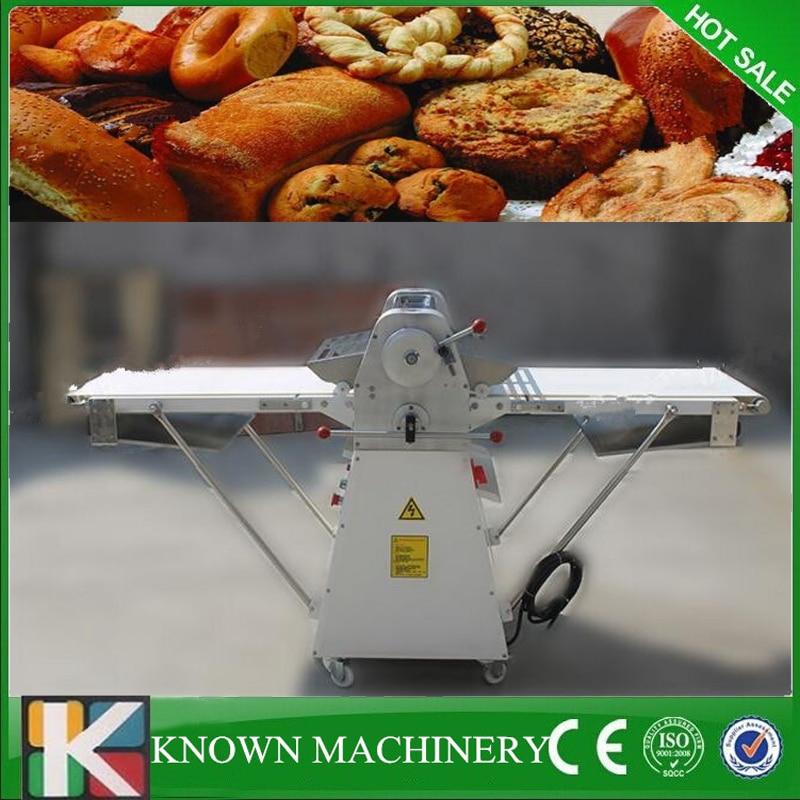 Width of Workbench 50cm bakery equipment pizza pita bread bakery cake Storebakery dough sheeter making machine free shipping