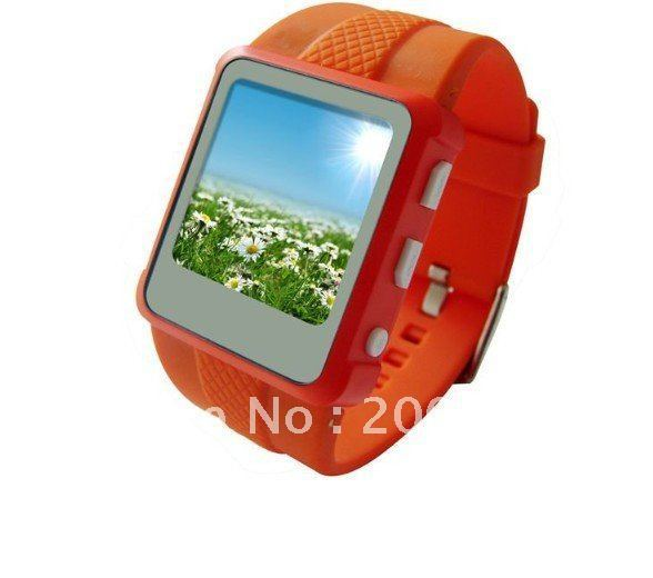 DHL Free shipping MP4 watch 4GB ,MP4 player, FM+MP4+MP3+USB drive+watch 20pcs/lot Retail box