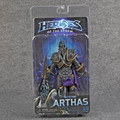 """Neca Heroes of The Storm The Lich King Arthas PVC Action Figure Collectible modelo Toy 7 """" 18 cm"""