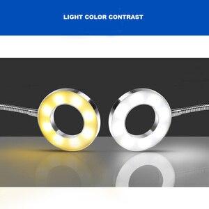 Image 5 - ملحقات ماكياج دائم بإضاءة Led أدوات مصباح الوشم للوازم Microblading الحاجب رمش تمديد صالون تجميل