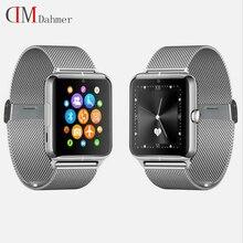 Original LF11 Smart Uhr Telefon Bluetooth verbunden mit Headset Lautsprecher Unterstützung SIM-Karte TF-Karte Smartwatch für Apple Android