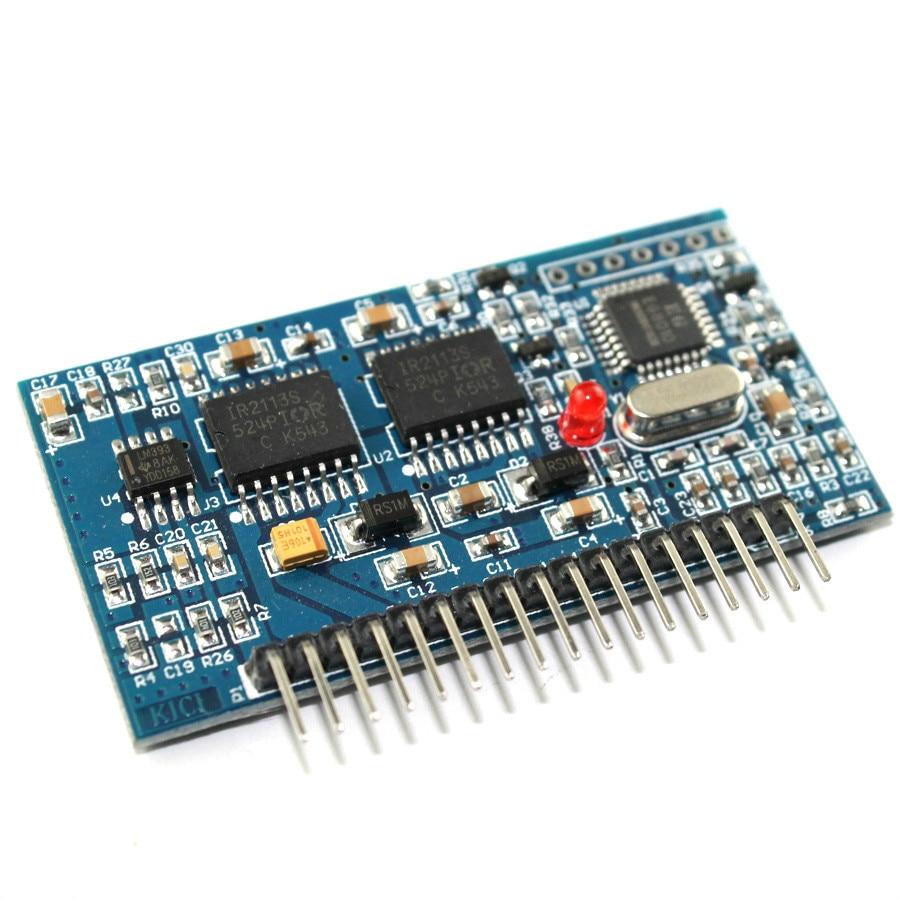 1pcs DC-AC Pure Sine Wave Inverter SPWM Board EGS002 EG8010 + IR2110 Driver Module 6es7284 3bd23 0xb0 em 284 3bd23 0xb0 cpu284 3r ac dc rly compatible simatic s7 200 plc module fast shipping
