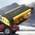 16000 мАч Автомобиль Скачок Стартер Аварийный Пуск Бензин Дизель Автомобиль mini Power bank аккумулятор booster зарядное устройство для телефона ноутбука SOS свет