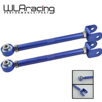 WLR RACING Rear Lower Toe Arms For 89 94 Nissan 240sx S13 R32 Z32 Skyline Silvia Rear Lower Toe Arms WLR9805