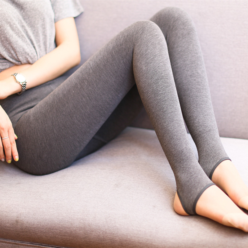 2018 Winter Tights Women Girls Full Cotton Vertical bars Super Soft Cashmere Thicker Pantyhose Keep Warm Step Foot Pants Women