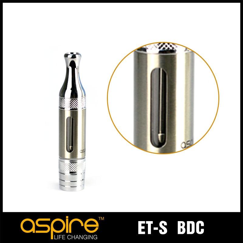 Original Aspire ET-S BVC Coil Portable Vaporizer 5Pcs/Lot Aspire ETS E-cigarette Ego Clearomizer Electronic Cigarette China