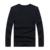 5X 6XL 8XL 9XL Homens Pullover De Lã de Cor Sólida & Suéter de Cashmere homens Marca Mens V Neck Camisolas Moda Puxar Homme Camisa Slim Fit