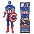 Manos hacen el modelo Titan serie de spider-man iron man capitán América la alianza vengadores wolverine 12 pulgadas muñecas