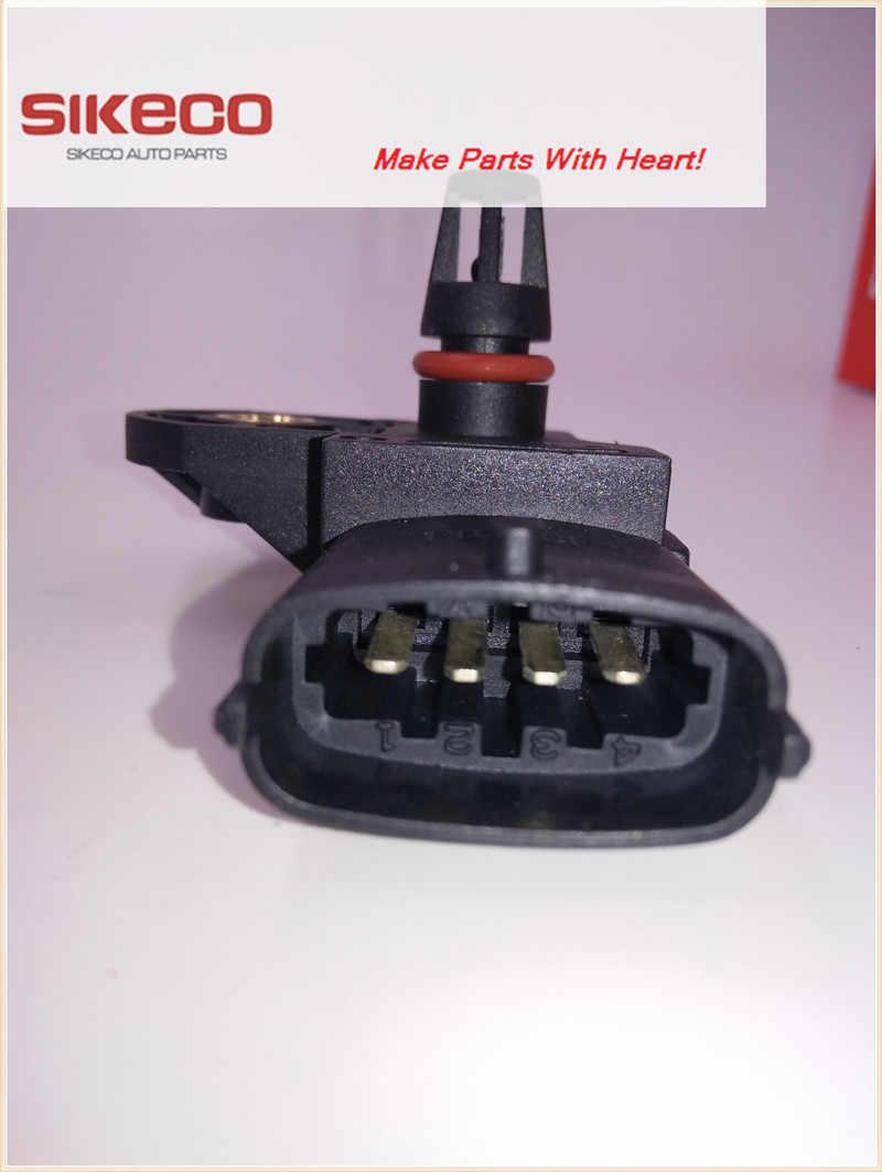 MAP Sensor for Fiat 500 Bravo Doblo /& Fiorino 46533518 New Brava