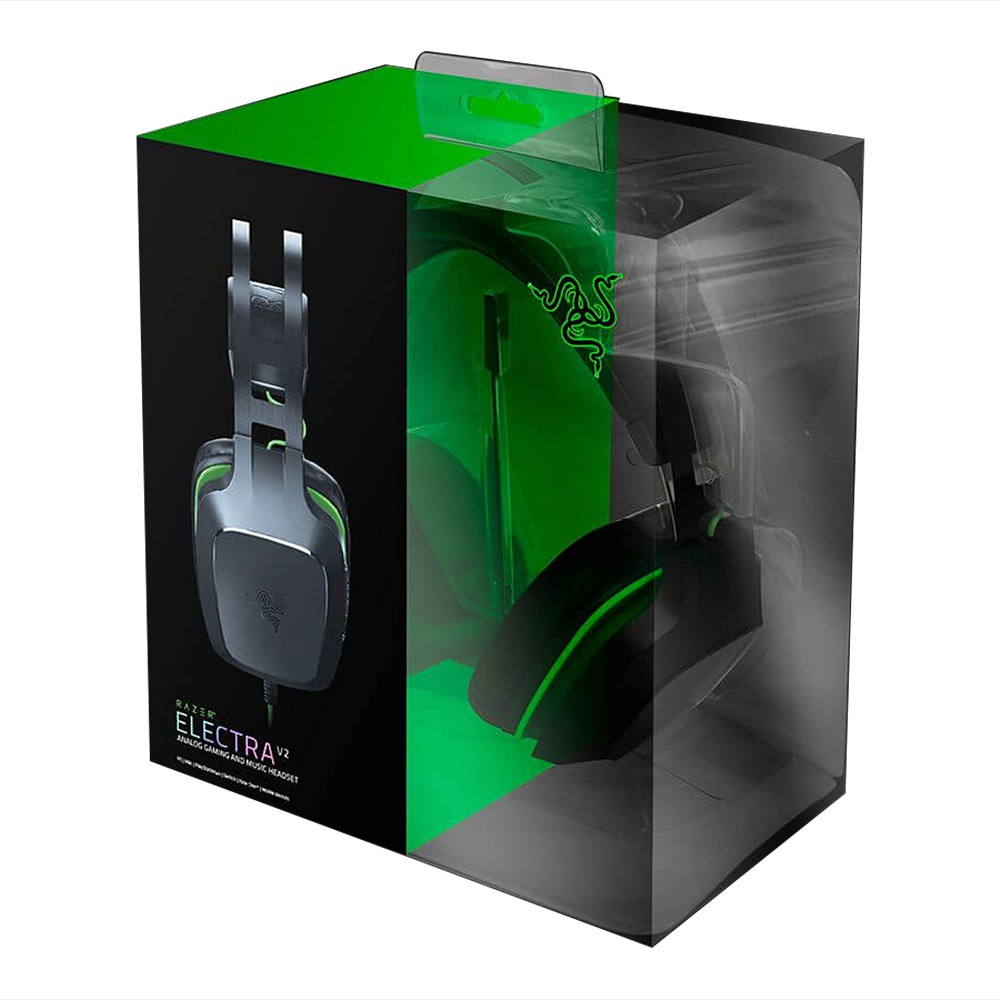 Image 5 - Original Razer Electra V2 3.5mm Gaming Headset 7.1 Surround Sound with Detachable Mic for PC/Xbox One/PS4/Laptop Headphone Gamer-in Headphone/Headset from Consumer Electronics