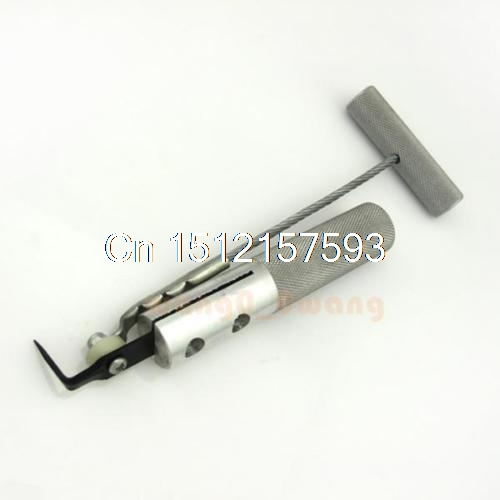 Auto Windshield Remover Car Wi ndow <font><b>Glass</b></font> Seal Rubber Removal Knife Repair Tool