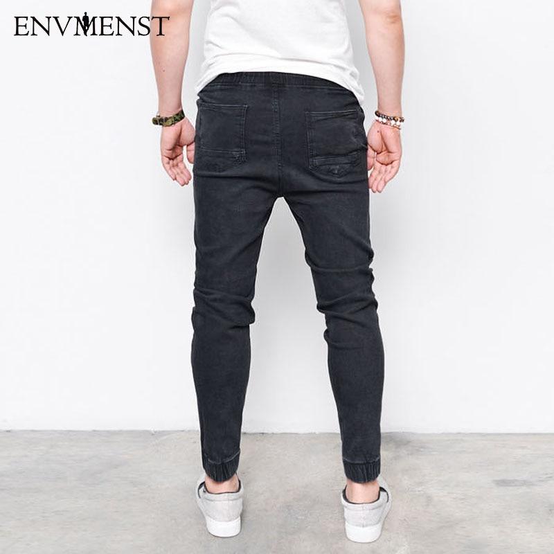 2017 Envmenst Τζιν Harem Ένδυση μόδας ανδρών - Ανδρικός ρουχισμός - Φωτογραφία 2