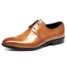 Британский джентльмен роскошь небольшой квадратный носок заказ Для мужчин S Обувь высокого класса ручной работы Корова Пояса из натуральной кожи Для мужчин платье свадебные туфли