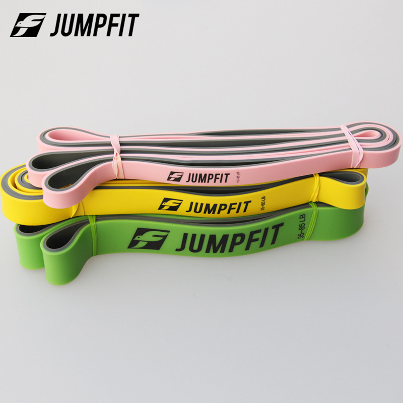 3pcs-Set-Dual-Color-pink-yellow-green-Resistance-Bands-Pull-Up-Assisted-Band-Loop-for-Pull_
