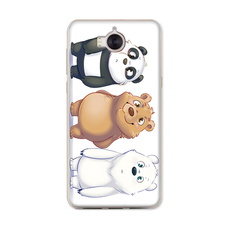coque huawei y6 2017 ours