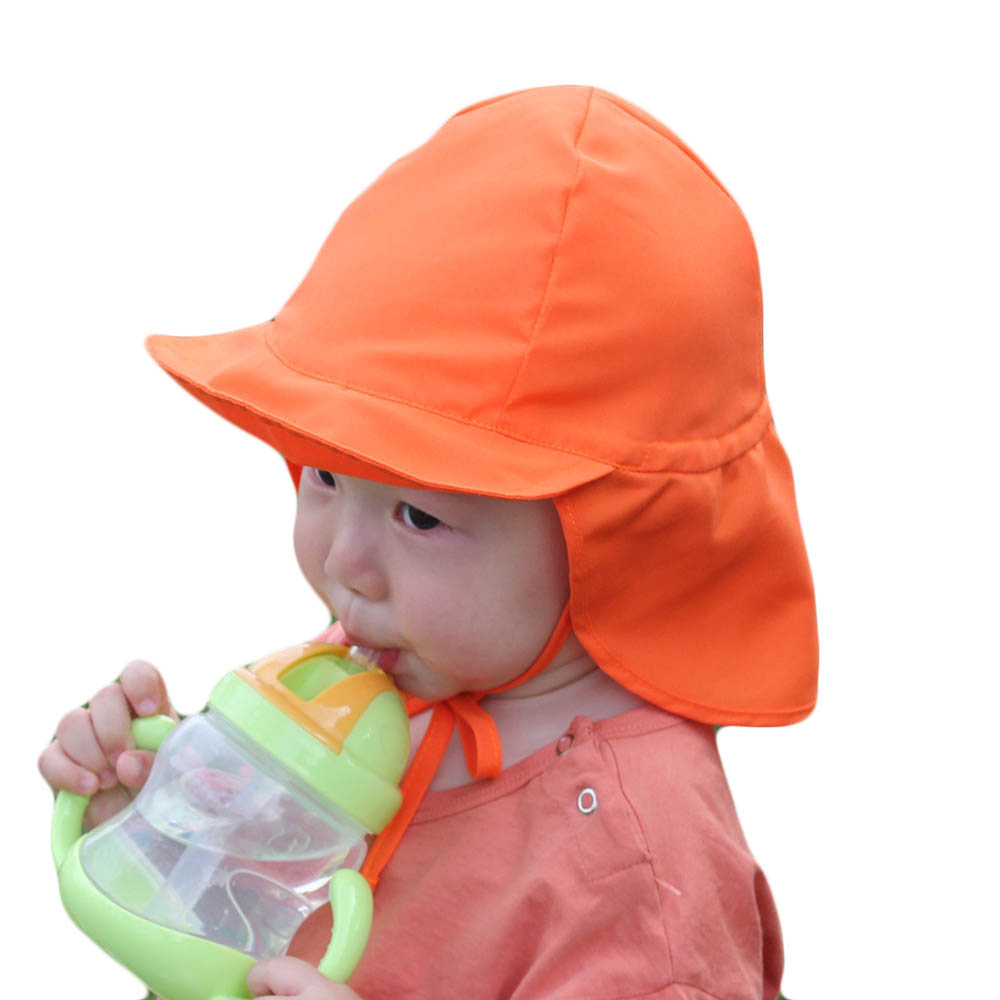 f5ffc76f036 Buy neck protection sun hat kids and get free shipping on AliExpress.com