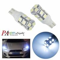 PA LED 2pcs X Auto Car Light T15 T16 13SMD 5050 Backup Reverse Parking Light 12V