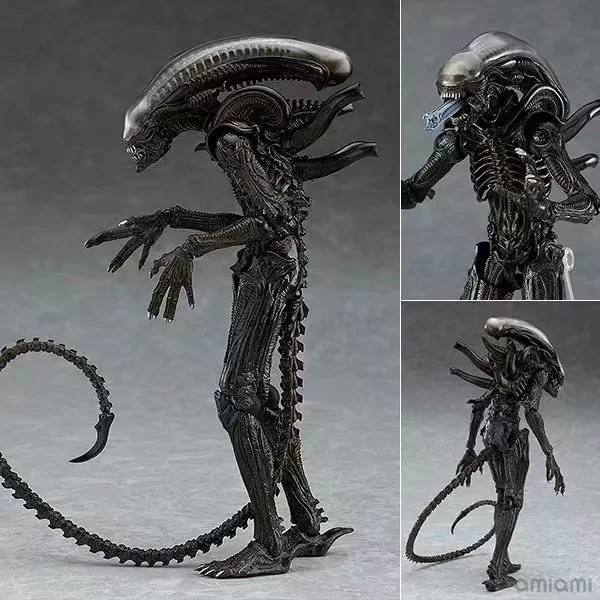 2019 Movie Alien Figure PVC SP108 Alien Action Figure New Horror Movie Fans Model Collections Children Doll Toys Figurine T30