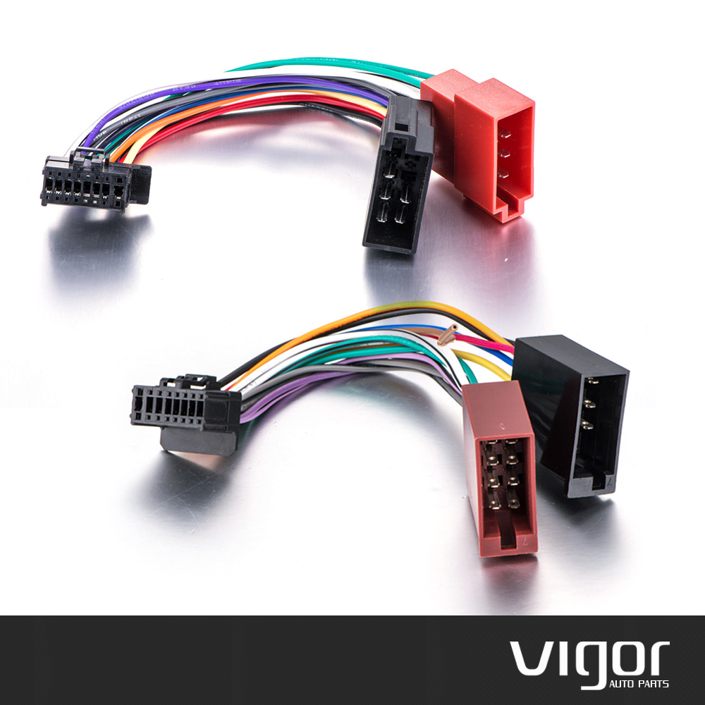medium resolution of car radio wiring harness