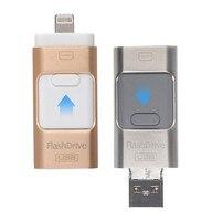 New I Flash Pen Driver HD U Disk Data For IPhone IPad IPod Micro Usb Interface