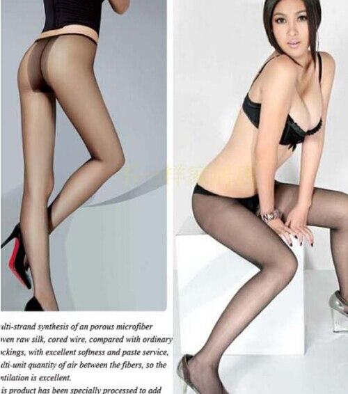 Silk Pantyhose 110