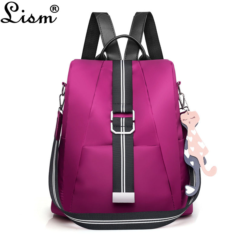 New Nice Ladies Backpack Bags Elegant Kawaii School Bag Brand  Backpack For Kids Top Quality Backpack Women Fashion 2019