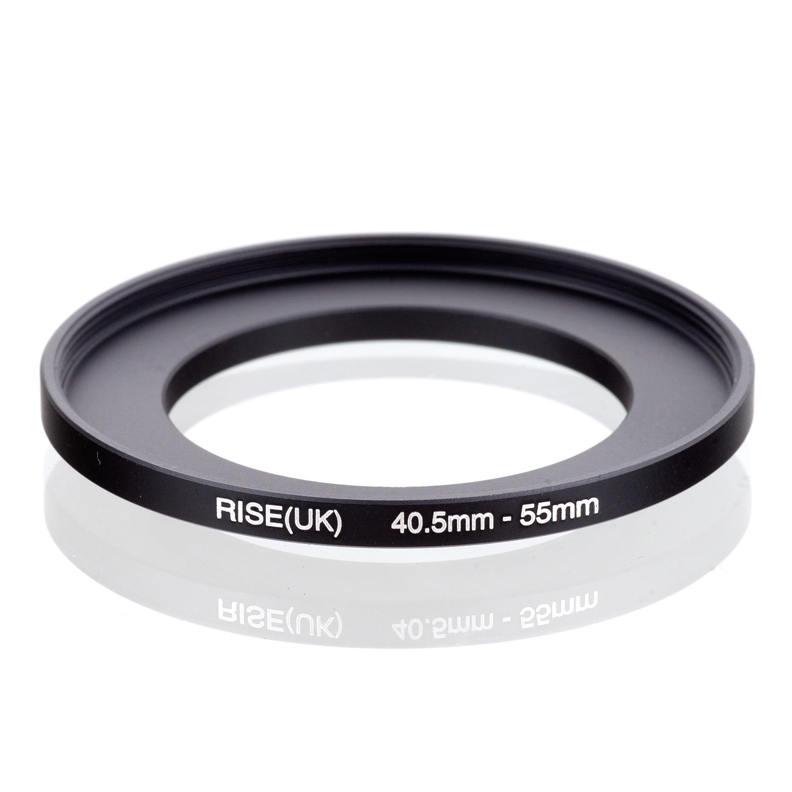 40.5mm-55mm 40.5-55 mm 40.5 to 55 Step UP Filter Ring Adapterfreeshipping
