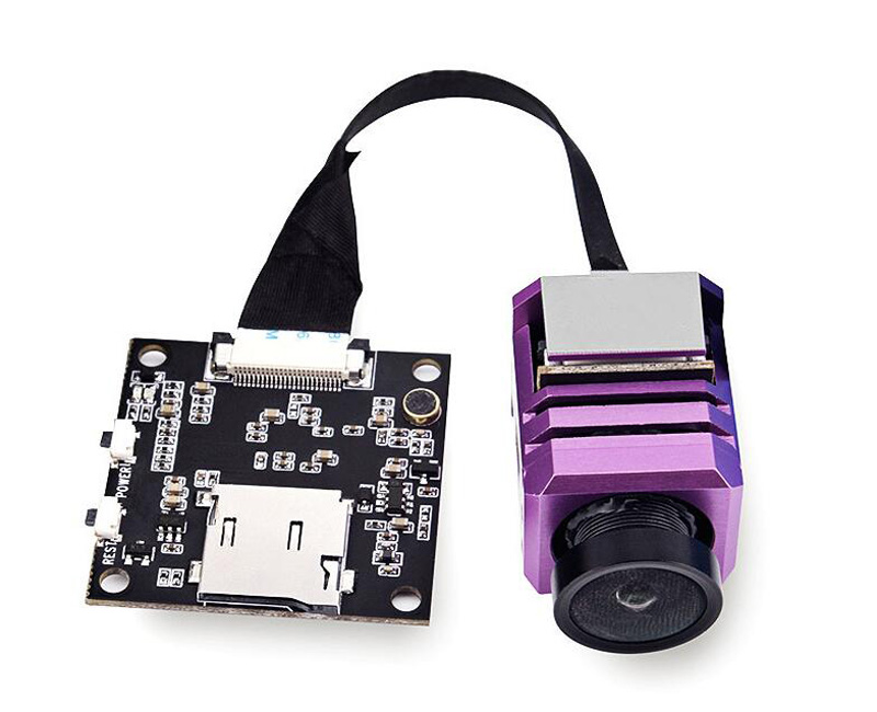 New 5PCs/lot Wholesale Mini DVR 5inch Camera 2.8mm Lens Split FPV Camera 1080P 1/2.5 CMOS 130 Degree NTSC/PAL For FPV RC Drone 10pcs lot protection circuit module 2s 7a bms pcm pcb battery protection board for 7 4v polymer lithium ion battery pack