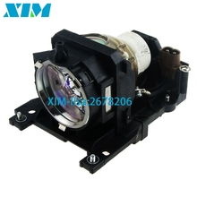High quality Compatible Bulb 78-6966-9917-2 Projector lamp with housing for 3M X64 3M X66 etc. 78 6966 9917 2 for 3m x64 x64w compatible lamp with housing free shipping