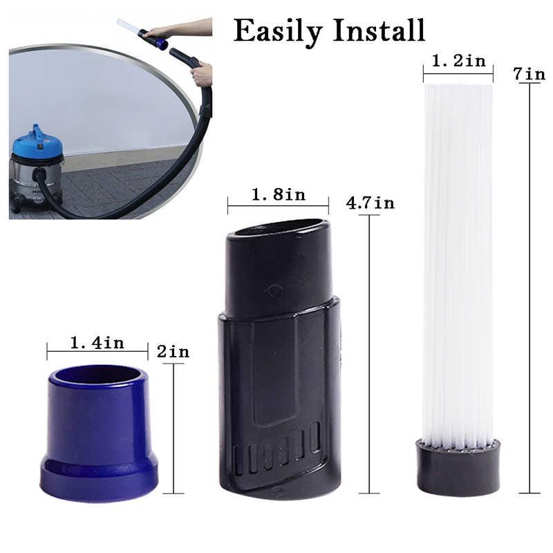 柔軟な隙間ツール 24.4 インチロング真空と小型チューブダストクリーナー柔軟な吸引ブラシ汚れ除去