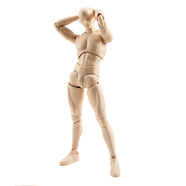 SHFiguarts BODY KUN / BODY CHAN  High Quality Grey Color Ver Black PVC Action Figure Collectible Model Toy
