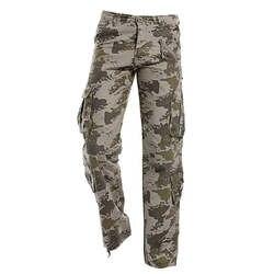 MISNIKI 2018 Демисезонный камуфляж тактический штаны-карго Для мужчин Повседневное хлопок Прямо с карманами в стиле милитари Стиль брюки Для