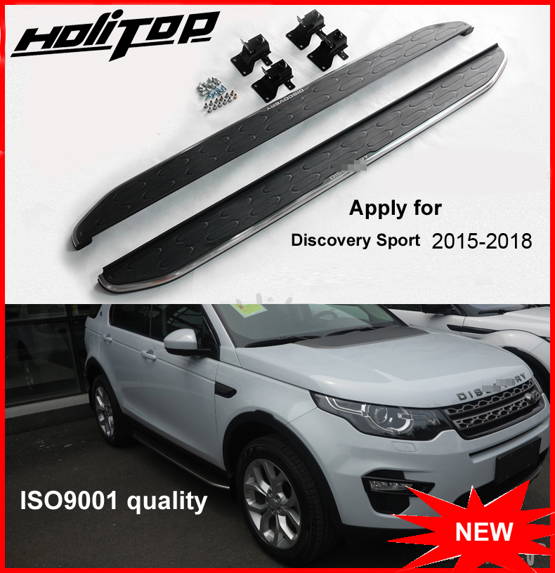 New arrival OE model running boards side step foot board for Discovery sport 2015 2018 ISO9001