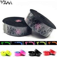 VXM Bicycle Polyurethane Handlebar Tapes Anti Slip Anti Sweat Anti Slippery Road Bike Waterproof Handlebar Tapes