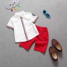 Kids Baby Clothing Sets T shirts + Shorts Pants