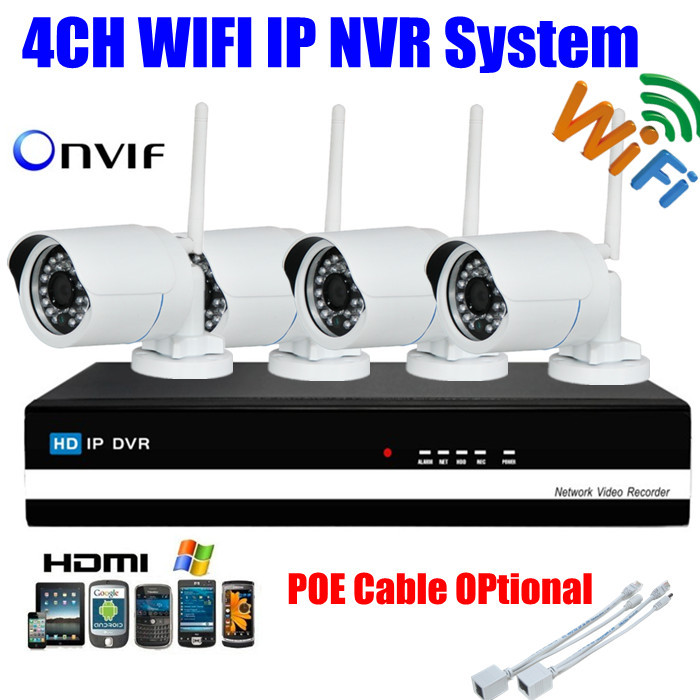 onvif 1mp wifi wireless ip camera 720p hd outdoor ir. Black Bedroom Furniture Sets. Home Design Ideas