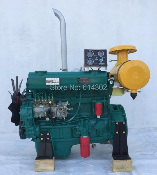 R6110IZLD Ricardo weichai motor diesel 154KW gerador diesel weifang diesel engine para 150kw-120kw